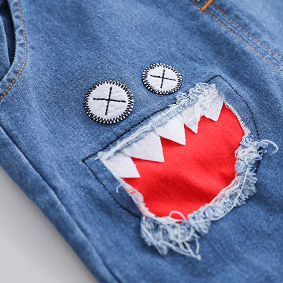 Set Shark blug scurt tricou mov