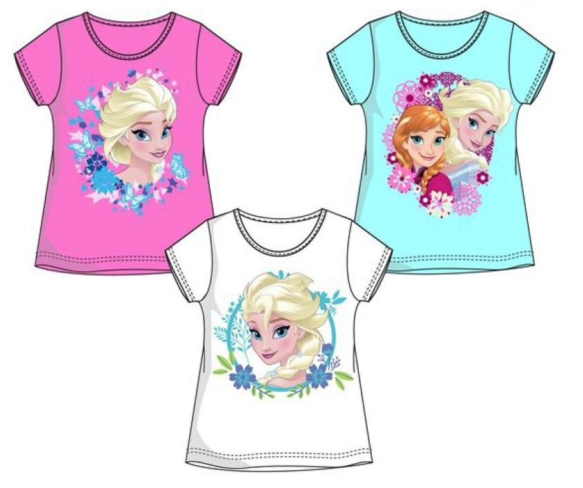 """Tricou """"Elsa"""", diverse modele"""