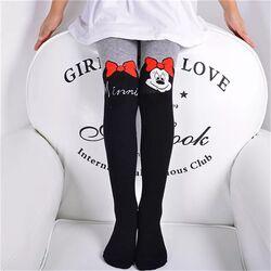 Ciorapi grosi Minnie