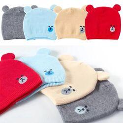 Caciula Ursulet diverse culori