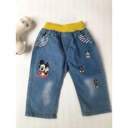 Blugi aplicatii Mickey