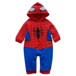 Salopeta bebelusi Spiderman