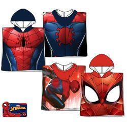 """Prosop baie tip poncho """"Spiderman"""""""