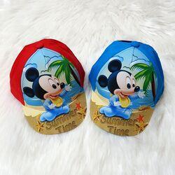 """Sapca """"Mickey la plaja"""""""