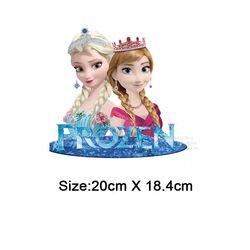 Sticker  personaje desene animate pentru haine, iron on, diverse modele