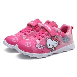 Adidasi roz Hello Kitty