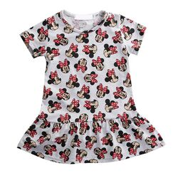 Tricou Minnie tip rochita