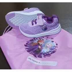 """Adidasi mov """" Elsa/Frozen"""", talpa alba, marca Disney"""