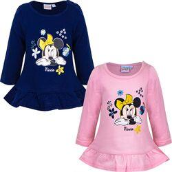 "Bluza  cu volanas ""Minnie ganditoarea"", marca Disney"